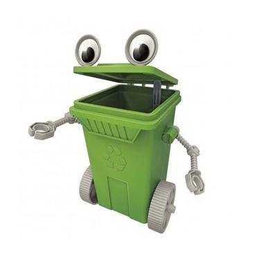 4M 4M Çöp Sepeti Robotu Renkli